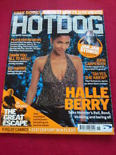 HOTDOG #24 - HALLE BERRY - THE GREAT ESCAPE - May 2002