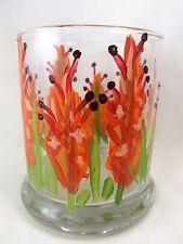 Fireweed Rocks Glass Candle Votive Holder Home Decor