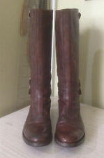 Zip Low (3/4 in. to 1 1/2 in.) Biker Boots Shoes for Women