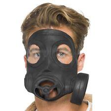 Unisex Men's Women's 1940's Gas Mask Fancy Dress Breaking Bad WW1 Stag Hen Do