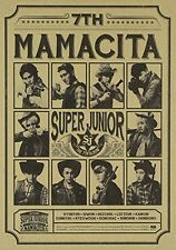 Super Junior - Mamacita B Ver. 7 [New CD] Asia - Import