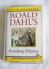 REVOLTING RHYMES by Roald Dahl  Audio Cassette Unabridged