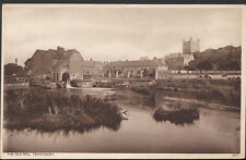 Gloucestershire Postcard - The Old Mill, Tewkesbury   RS2783