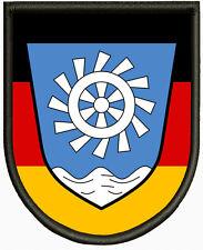 Wappen von Oberau  Aufnäher ,Pin, Aufbügler