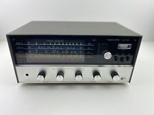 REALISTIC  MODEL   DX-120  ''STAR  PATROL'' COMMUNICATION RECEIVER   **WORKS **