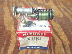 1967 1968 1969 Ford Fairlane 500 Mercury master cylinder rebuild kit NOS!