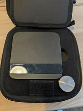 Acaia Lunar coffee espresso Scale with case + weight