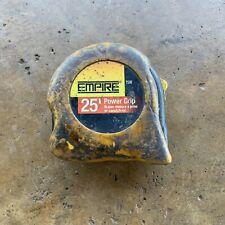Empire (7526) 25' Power Grip Tape Measure