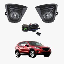 Fog Light Kit for Mazda CX-5 KE 02/2012-11/2014 with Wiring & Switch