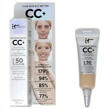 IT Cosmetics Your Skin But Better Medium CC+ SPF 50+ 4ml Travel Boxed *FAST POST