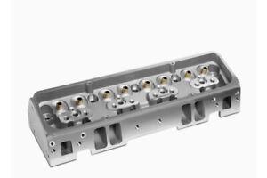LEPOW-038 Angled Aluminum Cylinder Head For Chevy SBC 302 327 350 383 400