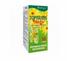 TOPINULIN ACTIV 50 Tabl. ABNEHMEN weight loss Darm Immunsystem Verdauung Gewicht