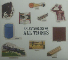 CD JOHNNY PARRY - an anthology of all things, ovp