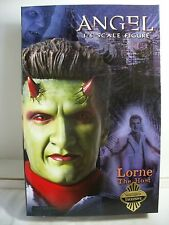 "ANGEL BTVS Sideshow Exclusive Lorne The Host Blue Suit 12"" Figure NEW Limited ed"