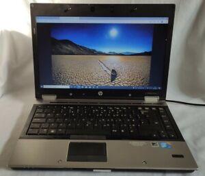 "HP EliteBook 8440P 14"" LAPTOP 250GB SSD, Intel Core i7 Pro 2.8GHz, 6GB Memory"