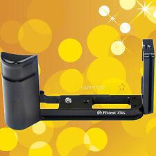 Quick Release L-Bracket Camera Vertical Grip RRS CNC For Fuji Fujifilm X-T1 XT1