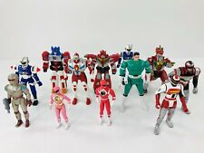 Kenner Saban DIC Prod. Tsuburaya Prod Playmates Toys  Power Rangers Lot 1993 94