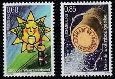 Luxemburg postfris 2011 MNH 1906-1907 - Wijnbouw