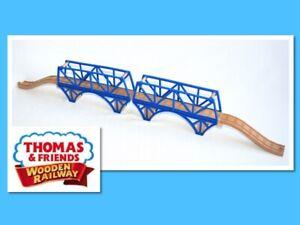 Thomas The Tank Engine Wooden Railway Train SODOR BAY BRIDGE