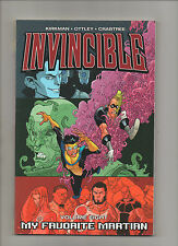 Invincible: My Favorite Martian Vol 8 - Robert Kirkman Tpb - (Grade 9.2) 2007