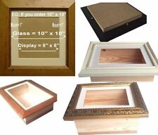 """Deep 3D shadow Box Display Picture Frame 2.5""""  62mm"""