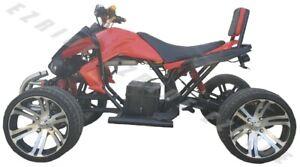 Electric Sports Quadbike