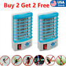 LED Electric light Mosquito Fly Bug Insect Trap Zapper Killer Lamp Indoor Room