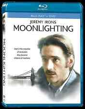Moonlighting (Jeremy Irons) Blu-ray/DVD combo
