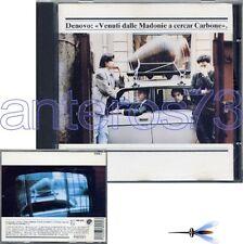 """DENOVO MARIO VENUTI FRANCO BATTIATO """"VENUTI DALLE MADONIE"""" RARO CD 1989"""