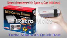 Nintendo Entertainment System Mini Classic Edition Console 1000+ Games NES