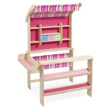 howa Kaufladen mit Markise natur/pink 4746