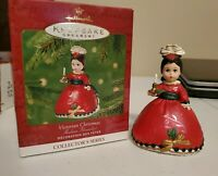 Hallmark Keepsake Victorian Christmas Madame Alexander Ornament 2001