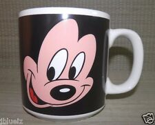 "Disney Bold Mickey Mouse Minnie Mouse  Coffee Cup Mug ""Walt Disney Videos"""