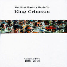 KING CRIMSON The 21st Century Guide To VOL 2 NEW SEALED