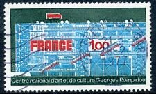 STAMP / TIMBRE FRANCE OBLITERE N° 1922 ART GEORGES POMPIDOU
