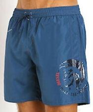 Diesel Mens Swim Beach Shorts Blue/Green Markred  XXLarge XXL Only The Brave