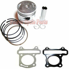 PISTON RING KIT GASKET 110CC ATV QUAD TAOTAO LONCIN EAGLE JCL PEACE YAMOTO NST