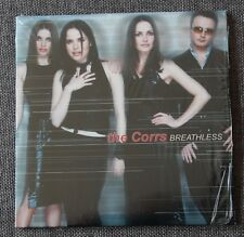 The Corrs, breathless / head in the air, CD single