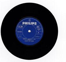 SP 45 TOURS ESTHER & ABI OFARIM CINDERELLA ROCKEFELLA PHILIPS BF 1640 en 1967