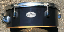 "Pearl Rhythm Traveler 14"" Black Tom Drum"