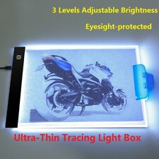 Dimmable A4 LED Tracing Light Box Ultra-thin Portable LED Tracer USB Power Cable