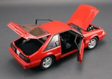 1993 Ford Mustang Red 1:18 GMP 18804