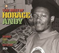 HORACE ANDY - THE BEST OF HORACE ANDY  2 CD NEW+