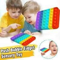 Push Bubble It Sensory Fidget Toy Autism Stress US Tiktok Gifts Kids UK