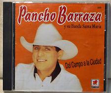 Pancho Barraza y su Banda Santa Maria Del Campo a la Ciudad CD Latin Spanish