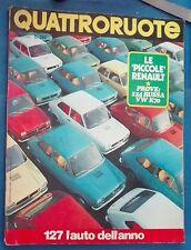 39642 Quattroruote n. 193 a. XVII 01/1972 - Volkswagen K70 - Range Rover
