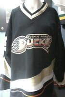 Avenue Road Ducks game worn Anaheim Ducks OMHA