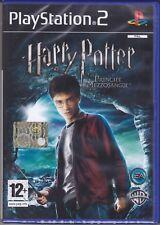 Ps2 PlayStation 2 «HARRY POTTER E IL PRINCIPE MEZZOSANGUE» nuovo sigillato ita