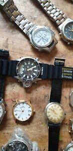 Lotto vintage diver  submariner Citizen calatrava oversize perseo seiko
