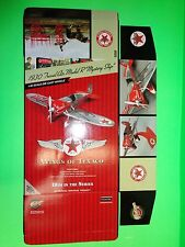 #19 TEXACO 1930 TRAVEL AIR MODEL R MYSTERY SHIP AIRPLANE SPECIAL - BOX ONLY